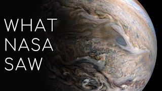 What has NASA's Juno discovered around Jupiter so far?