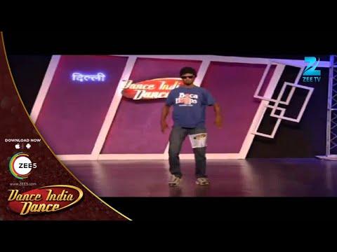 Dance India Dance Season 3 - Furkhan