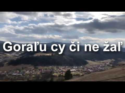 Peter Stašák - Goraľu cy či ne žaľ |OFFICIAL VIDEO|