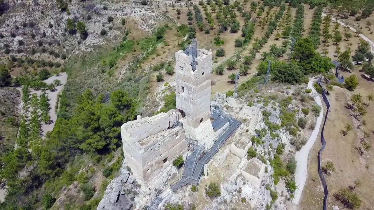 Castell de penella cocentaina alicante youtube - Cocentaina espana ...