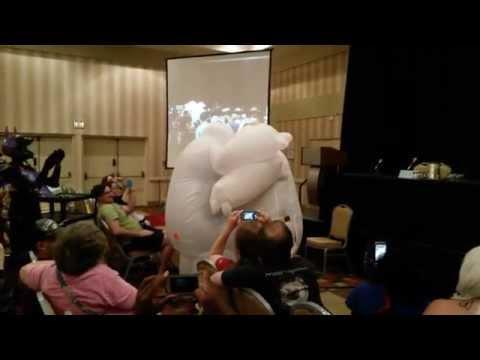 Big Hero 6  Scott Adsit's DragonCon Panel 2015