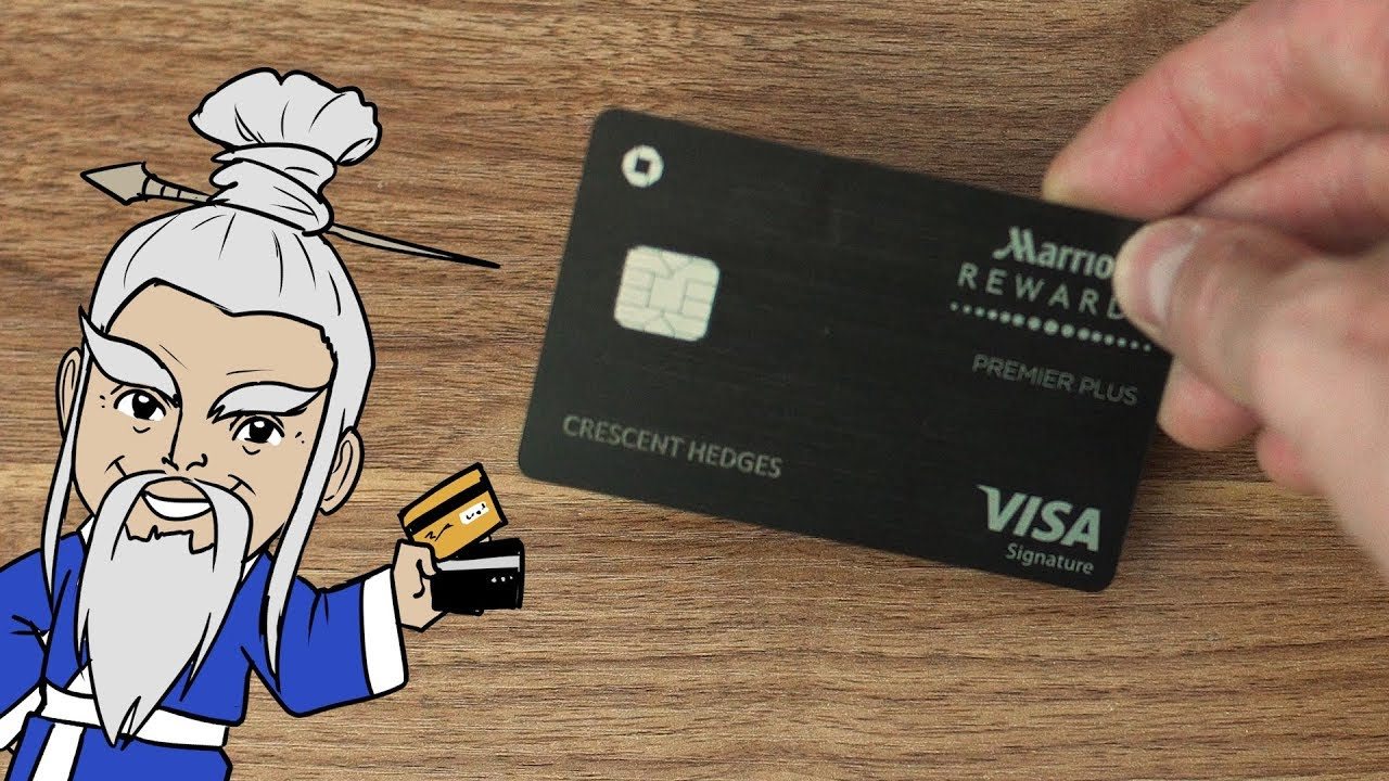 New Marriott Credit Card Unboxing Youtube