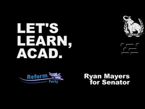Ryan Mayers Campaign Advertisement One