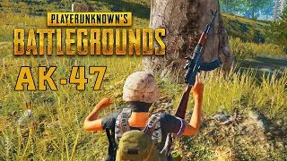Muhteşem AK-47 PlayerUnknown's Battlegrounds Türkçe #107