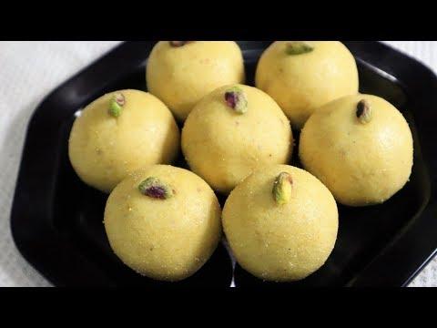 मूँगदाल के स्वादिष्ट लड्डू बनाने का बहुत ही सरल तरीका – Moong dal ke Laddu