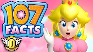 107 Facts About Nintendo's Princess Peach - Super Coin Crew