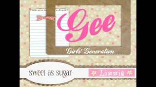 SNSD- Girls' Generation (少女時代) - Gee (Japanese Soft Ver. Cover)