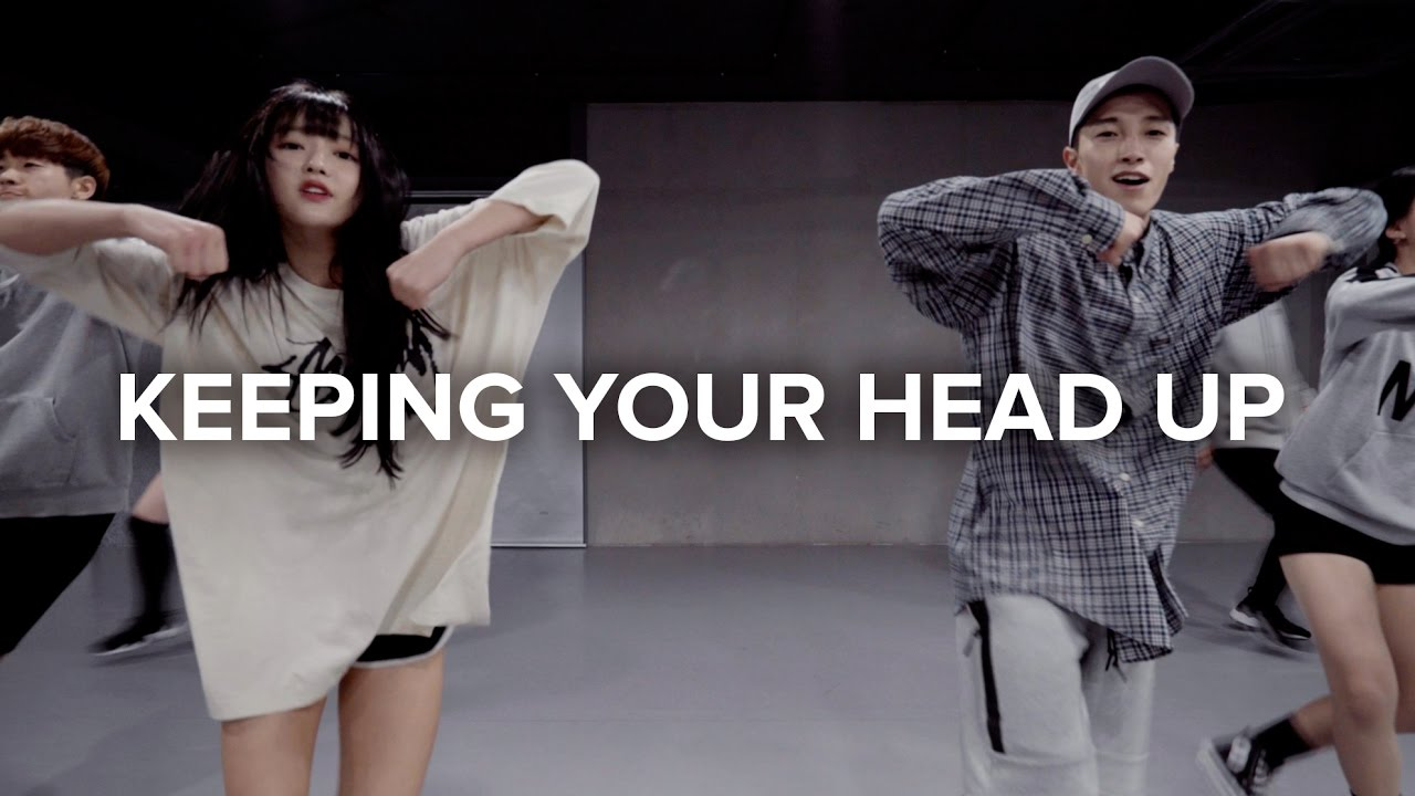 Keeping Your Head Up - Birdy (Don Diablo Remix) / Junsun Yoo Choreography ft.YooA of Oh My Girl