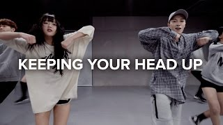 Keeping Your Head Up - Birdy (Don Diablo Remix) / Junsun Yoo Choreography ft.YooA of Oh My Girl thumbnail