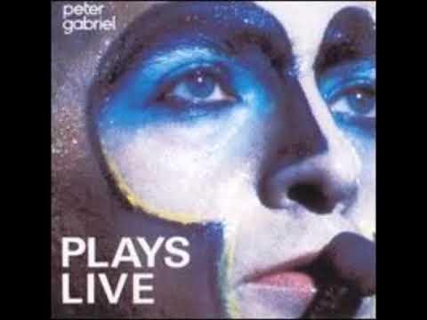 Peter Gabriel Shock the Monkey   Plays