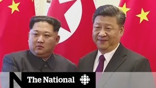 China's stake in the Trump-Kim Singapore summit