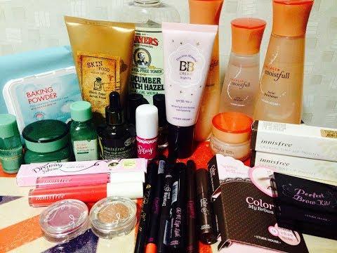BELI DEODORANT SAMPE 7biji? | HAUL INDO (Skincare+MakeUp)