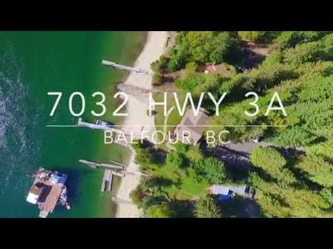 Nelson & Kootenay Luxury Real Estate | 7032 HWY 3A | LM