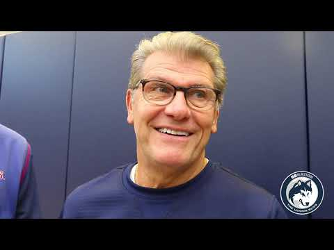 UConn's Geno Auriemma Interview - 10/26/18