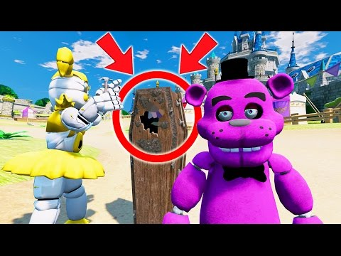 GUESS WHO GOLDEN BABY IS HIDING IN THE COFFIN! (GTA 5 Mods For Kids FNAF Funny Moments) RedHatter