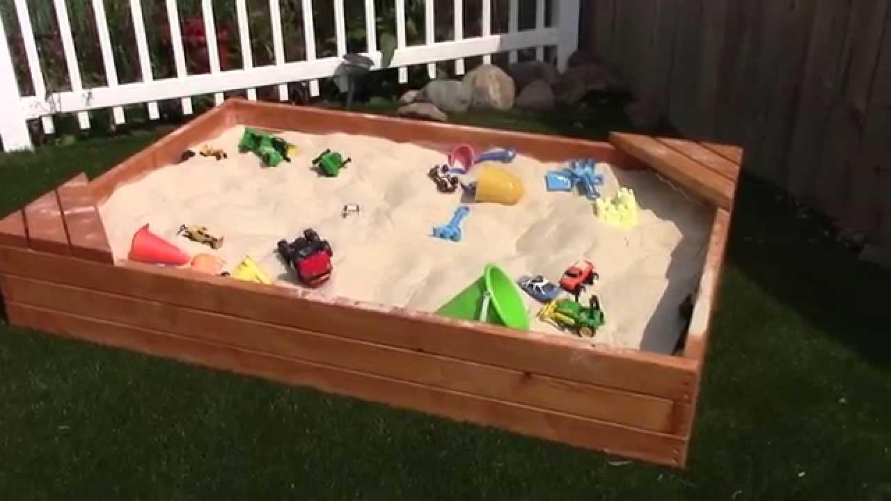 how to build a sandbox for under 100 youtube