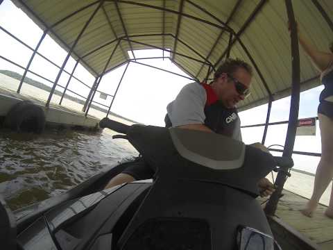 Aug 4, 2013 - Lake Eufaula Oklahoma part 02