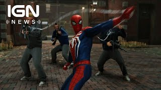 Spider-Man PS4's Second DLC Dated, New Suits Detailed - IGN News