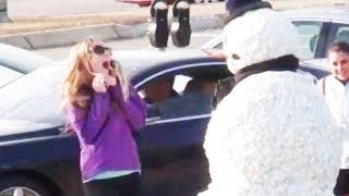 Scary Snowman Prank  Maryland Season 2 Episode 7