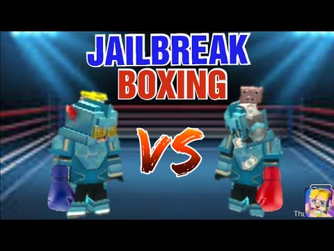 Boxing Fight (Jailbreak Blockman Go)  