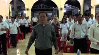 Con đường Giêsu - Caritas Hạt Thủ Đức -20/11/2015