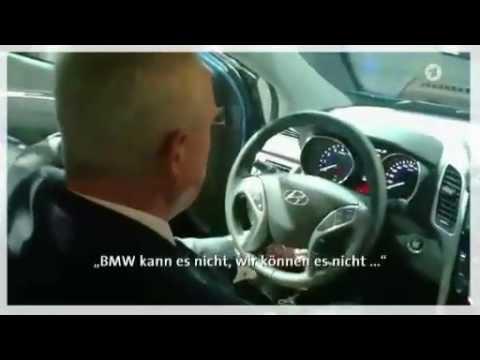 """Winterkorn VW inspiziert Hyundai """"warum können wir das nicht"""""""