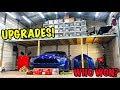 Upgrading The Goonzquad Garage!