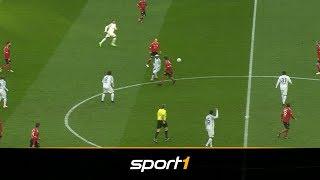 No-Look-Show! Ronaldinho zaubert bei Legendenspiel   SPORT1