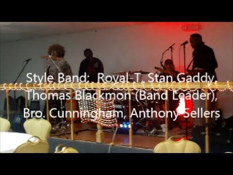 Style Band - Blackmon, Gaddy, Sellers, Cunningham, Royal-T: Town Talk TV Rose HS