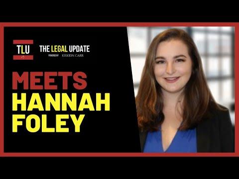 TLU Meets Hannah Foley