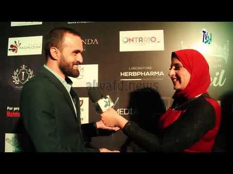 شاهد.. الإعلامي زاريه باريكيان: رسالتي لملكة الحجاب -كوني سيدة-  - 21:52-2019 / 4 / 18