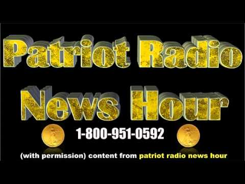 Patriot Radio News Hour: Romney's Secret Stash in The Cayman Islands 1/3