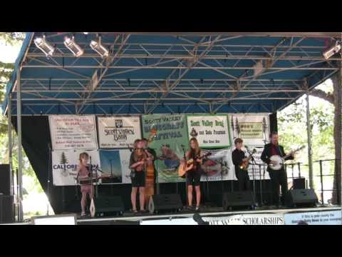"""Anderson Family Bluegrass - """"Our Last Goodbye"""""""