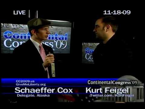 Schaeffer Cox Interview Part 1