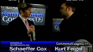Schaeffer Cox Interview Part 1