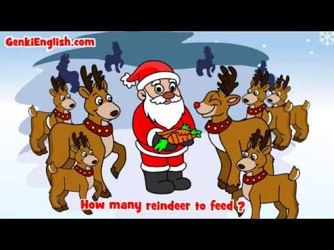 How many days till Christmas? Song