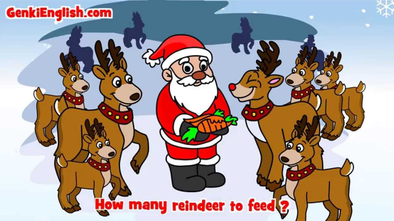 On the 12 days of christmas how many gifts from santa