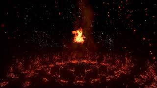 Download Mp3 Tetris Effect - Ritual Passion: Flames - Theater Mode