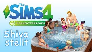Shiva stellt vor - Die Sims 4 Sonnenterrassen-Accessoires  (HD/LetsPlay)