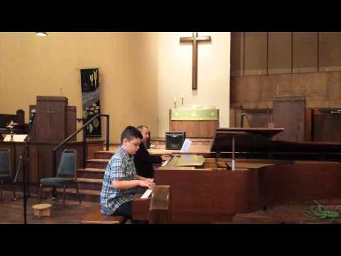 Academy of Music and Fine Arts Fall Concert 2014: Tom Korotki