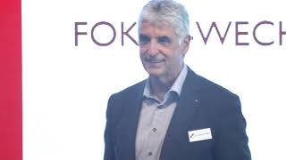 Friedhelm Boschert  Achtsamkeits-Übungen in Vortrag Führungskompetenzen