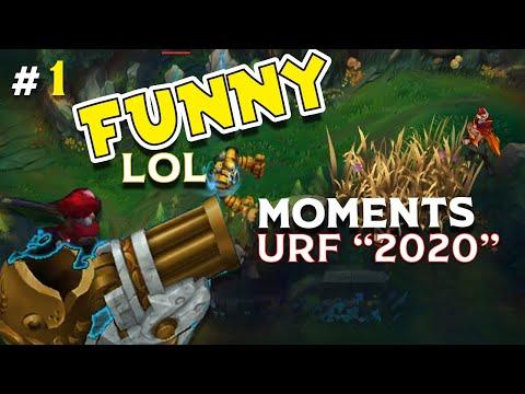 URF!  Is Back (2020) - Blitz Vs Rakan - Yasuo OutPlays | INSANE MODE | Part 1