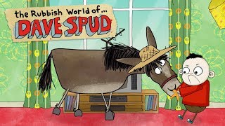 Donkey: The Rubbish World of DAVE SPUD | Exclusive Clip