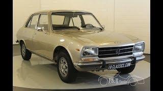 Peugeot 504 saloon 1978-VIDEO- www.ERclassics.com