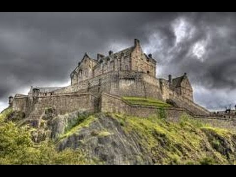Edinburgh Castle ,Scotland