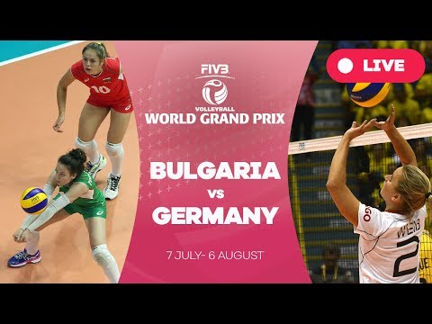 Bulgaria v Germany - Group 2: 2017 FIVB Volleyball World Grand Prix