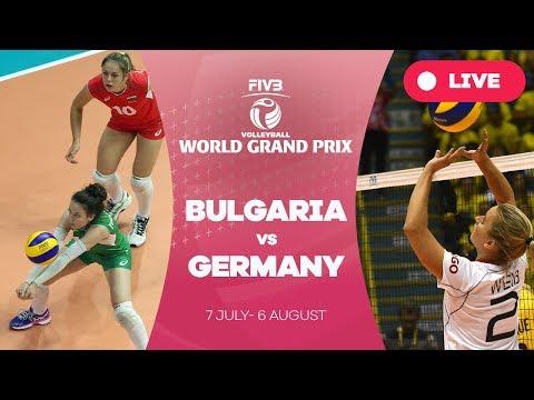 Bulgaria v Germany - Group 2: 2017 FIVB Volleyball World Grand Prix