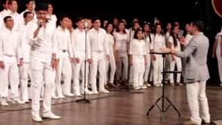 Academia Nuday Coro de Voces 2014   Semana Santa
