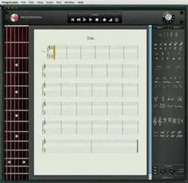Notion Music Progression Basics
