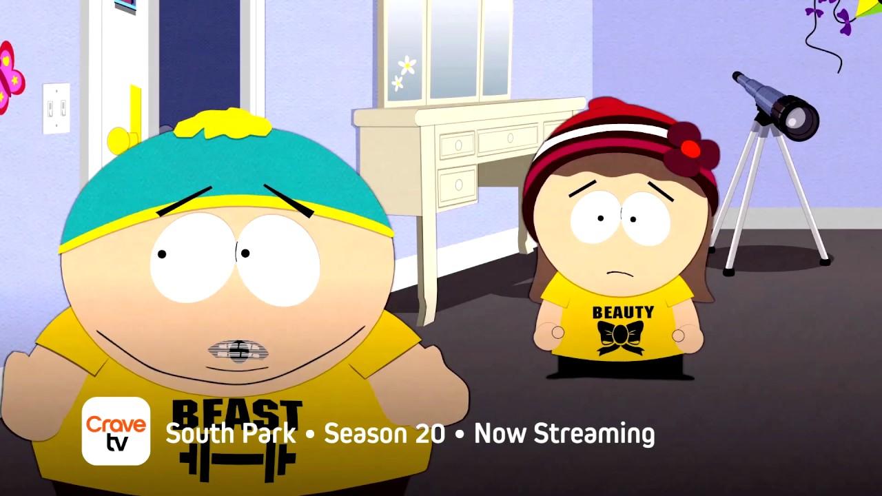 south park season 20 now streaming youtube